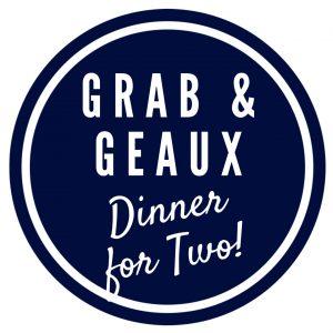 Grab & Geaux Meals